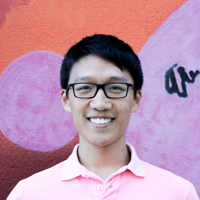 Alex Cui, former Full Stack Development Intern, Trexo Robotics