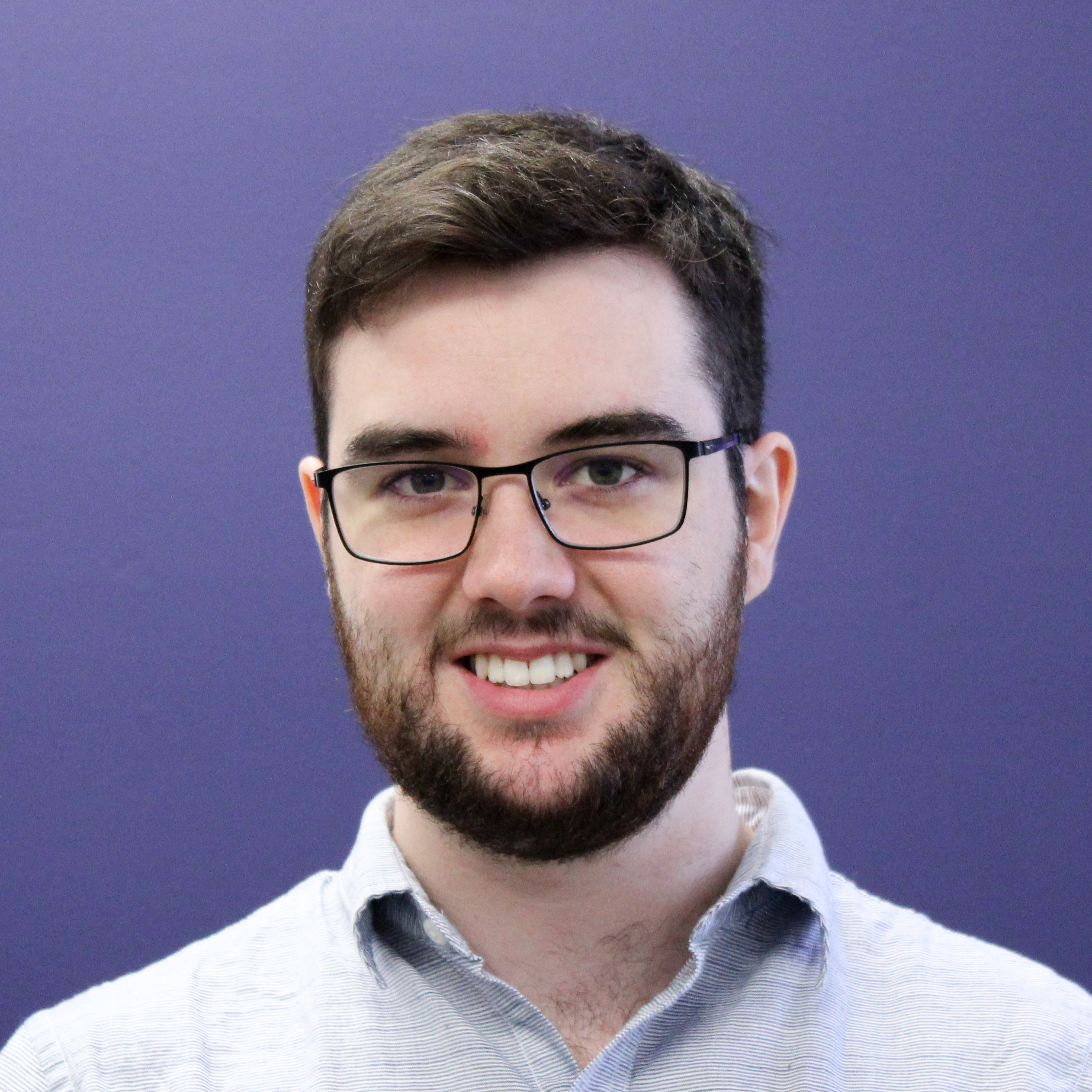 Ian Frosst, Robotics Developer Intern, Trexo Robotics